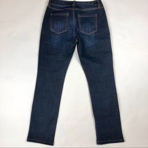 CAbi Jeans - CAbi High Straight Jeans 3386 Fall 2018
